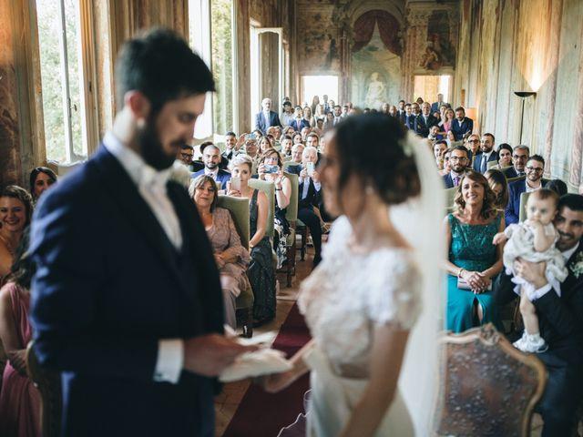 Il matrimonio di Federico e Serena a Roma, Roma 20