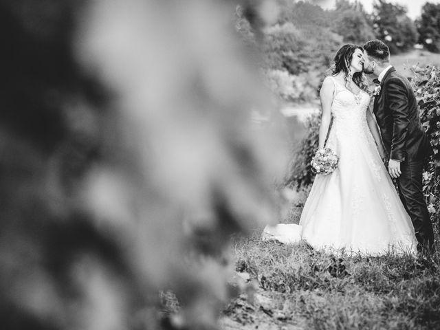 Le nozze di Romina e Lorenzo