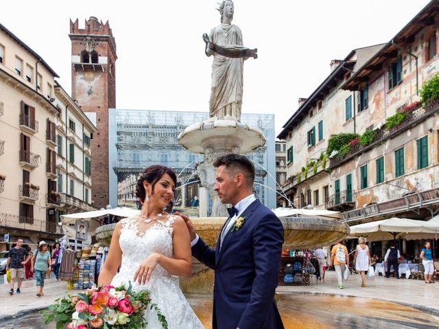 Il matrimonio di Ottavia e Dimitri a Verona, Verona 8