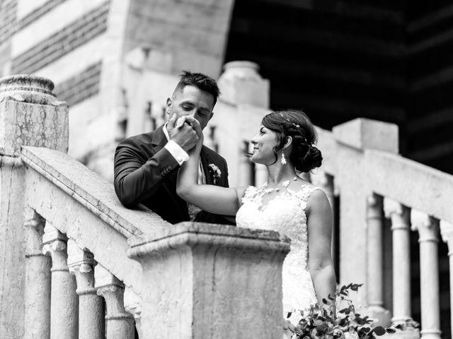 Il matrimonio di Ottavia e Dimitri a Verona, Verona 9