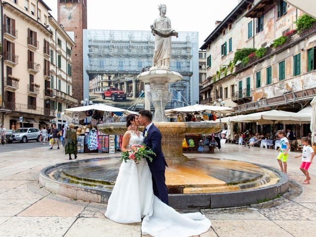 Il matrimonio di Ottavia e Dimitri a Verona, Verona 10