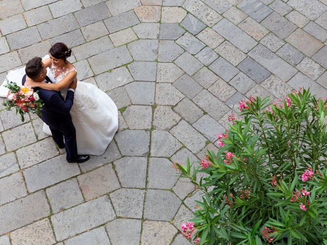 Il matrimonio di Ottavia e Dimitri a Verona, Verona 11