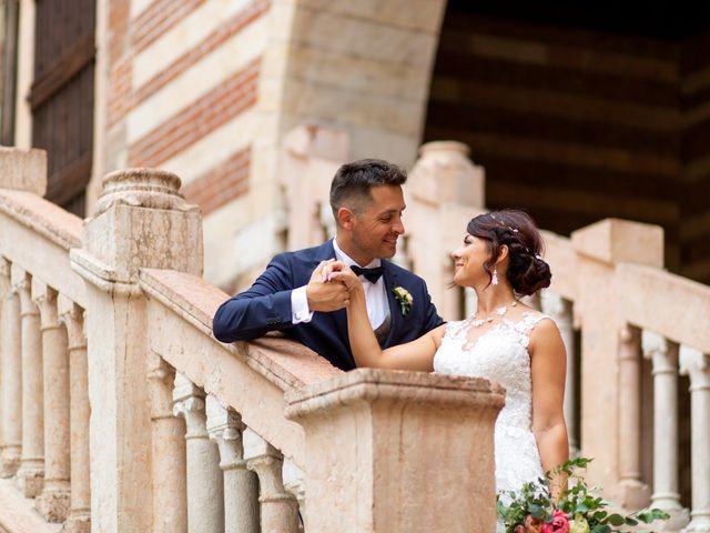 Il matrimonio di Ottavia e Dimitri a Verona, Verona 12