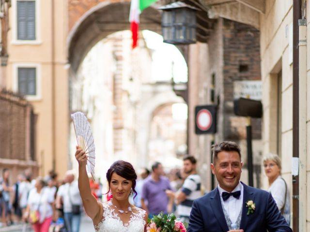 Il matrimonio di Ottavia e Dimitri a Verona, Verona 15