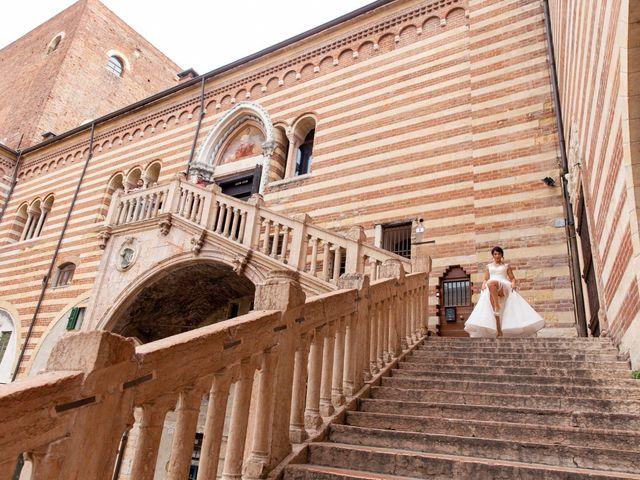 Il matrimonio di Ottavia e Dimitri a Verona, Verona 16