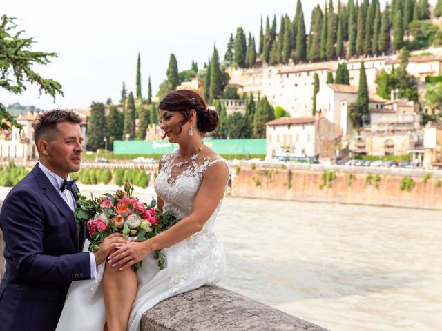 Il matrimonio di Ottavia e Dimitri a Verona, Verona 17