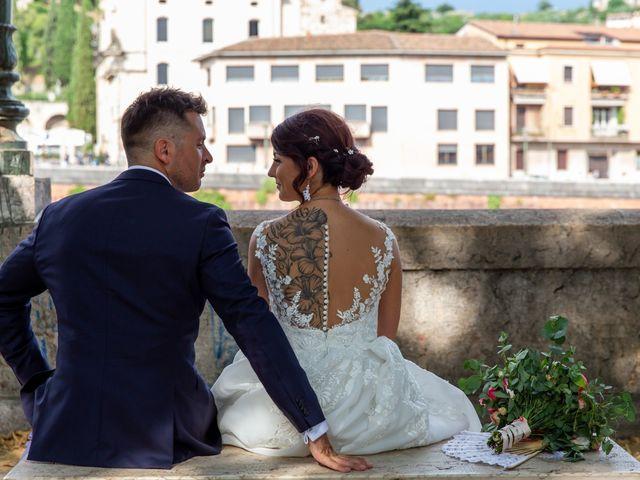 Il matrimonio di Ottavia e Dimitri a Verona, Verona 19