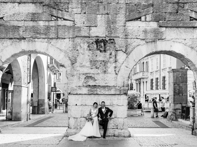 Il matrimonio di Ottavia e Dimitri a Verona, Verona 21