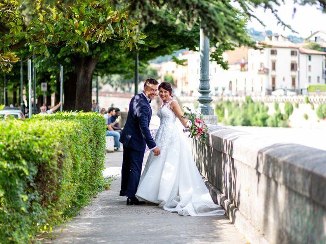 Il matrimonio di Ottavia e Dimitri a Verona, Verona 23