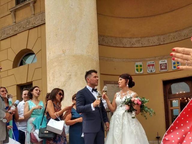 Il matrimonio di Ottavia e Dimitri a Verona, Verona 25