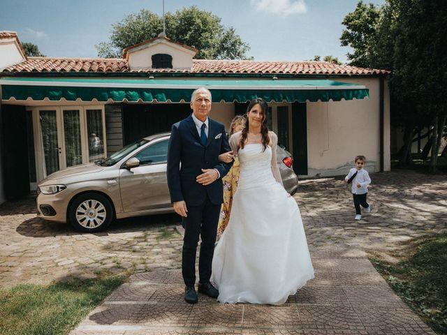 Il matrimonio di Andrea e Sara a Mira, Venezia 7