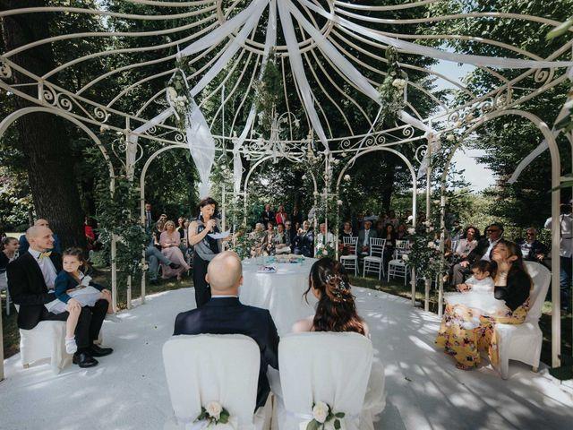 Il matrimonio di Andrea e Sara a Mira, Venezia 10
