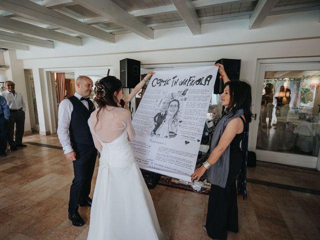 Il matrimonio di Andrea e Sara a Mira, Venezia 25