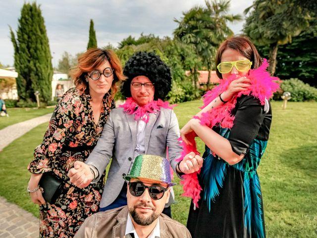 Il matrimonio di Andrea e Sara a Mira, Venezia 40