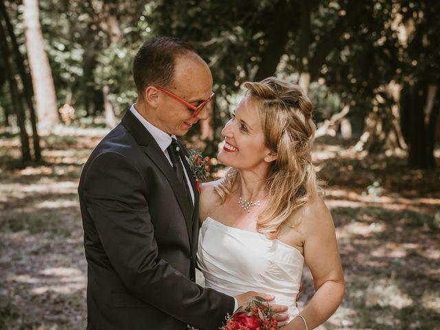 Il matrimonio di Daniele e Silvia a Viareggio, Lucca 7
