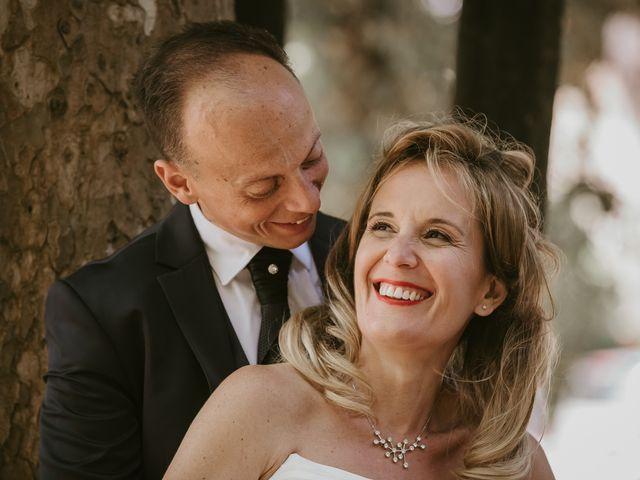 Il matrimonio di Daniele e Silvia a Viareggio, Lucca 8