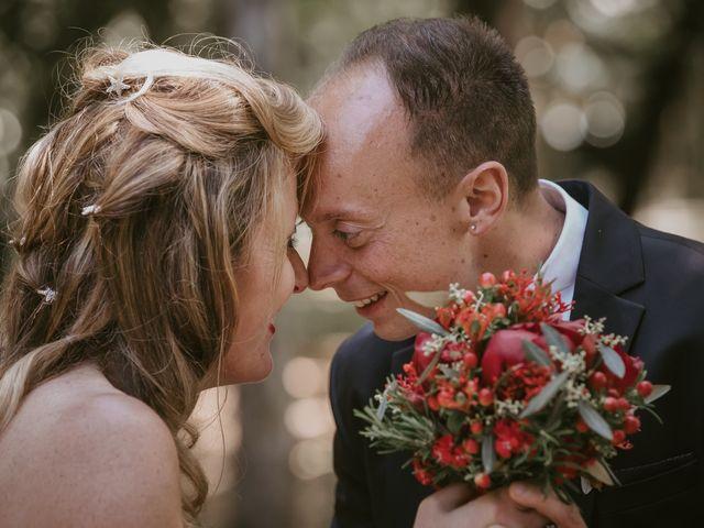 Il matrimonio di Daniele e Silvia a Viareggio, Lucca 9