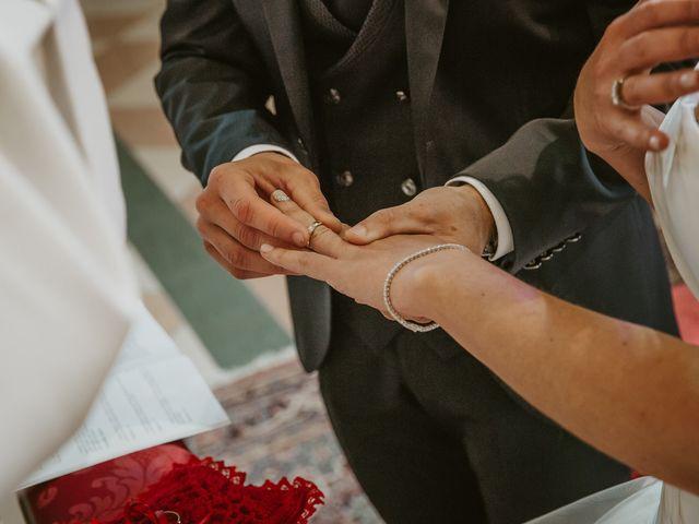 Il matrimonio di Daniele e Silvia a Viareggio, Lucca 25