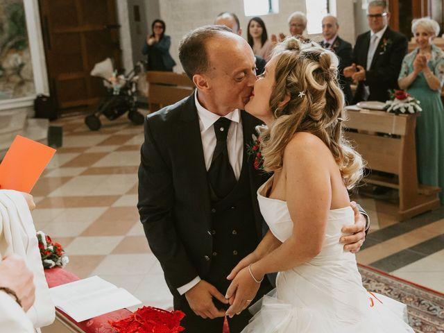 Il matrimonio di Daniele e Silvia a Viareggio, Lucca 28