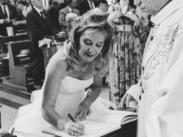 Il matrimonio di Daniele e Silvia a Viareggio, Lucca 29