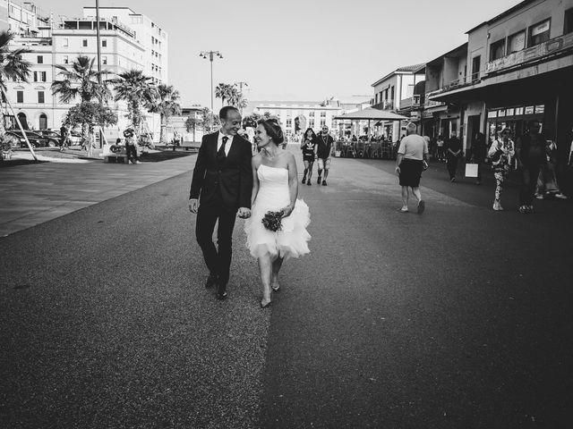 Il matrimonio di Daniele e Silvia a Viareggio, Lucca 41