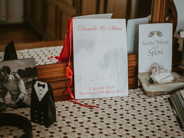 Il matrimonio di Daniele e Silvia a Viareggio, Lucca 43