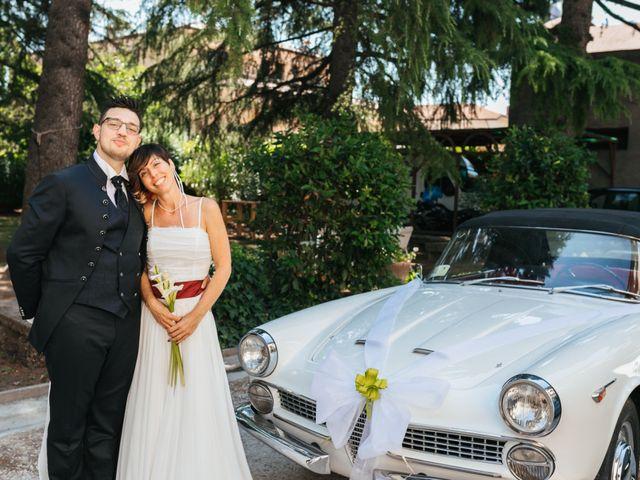 Il matrimonio di Roberto e Barbara a Santarcangelo di Romagna, Rimini 45