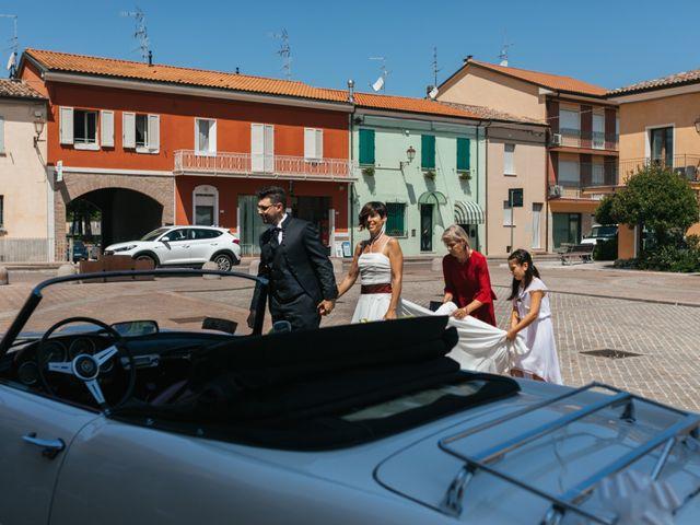 Il matrimonio di Roberto e Barbara a Santarcangelo di Romagna, Rimini 49