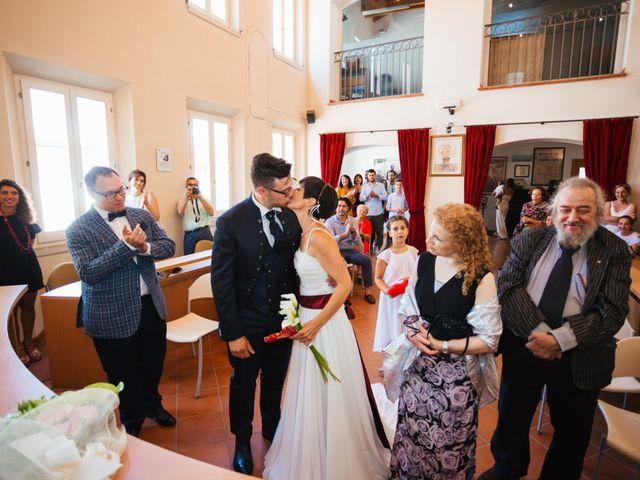 Il matrimonio di Roberto e Barbara a Santarcangelo di Romagna, Rimini 54