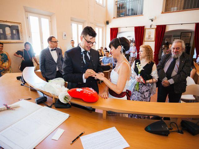Il matrimonio di Roberto e Barbara a Santarcangelo di Romagna, Rimini 55