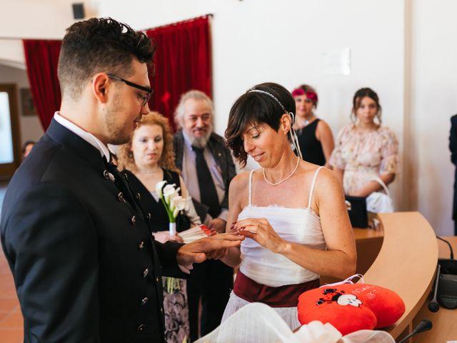 Il matrimonio di Roberto e Barbara a Santarcangelo di Romagna, Rimini 57