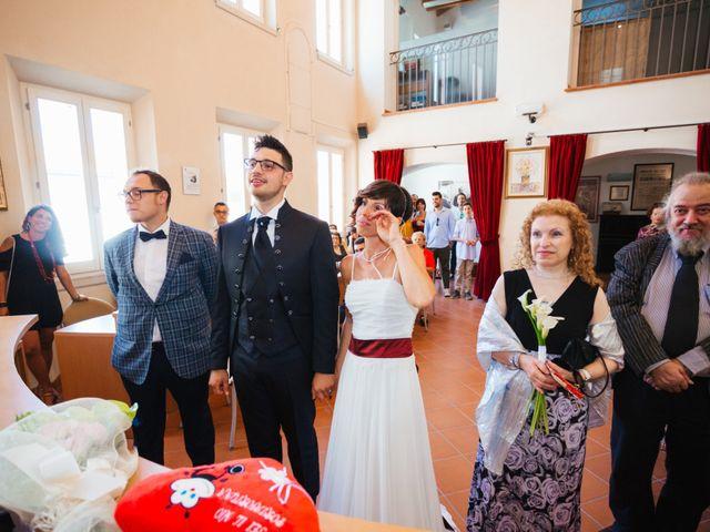 Il matrimonio di Roberto e Barbara a Santarcangelo di Romagna, Rimini 58