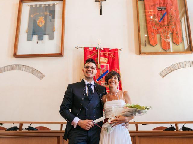 Il matrimonio di Roberto e Barbara a Santarcangelo di Romagna, Rimini 60