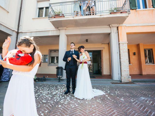 Il matrimonio di Roberto e Barbara a Santarcangelo di Romagna, Rimini 62