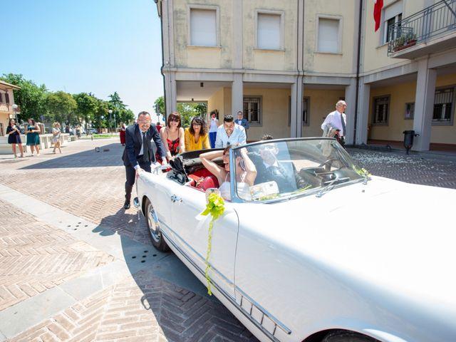 Il matrimonio di Roberto e Barbara a Santarcangelo di Romagna, Rimini 65