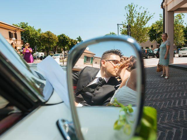 Il matrimonio di Roberto e Barbara a Santarcangelo di Romagna, Rimini 1