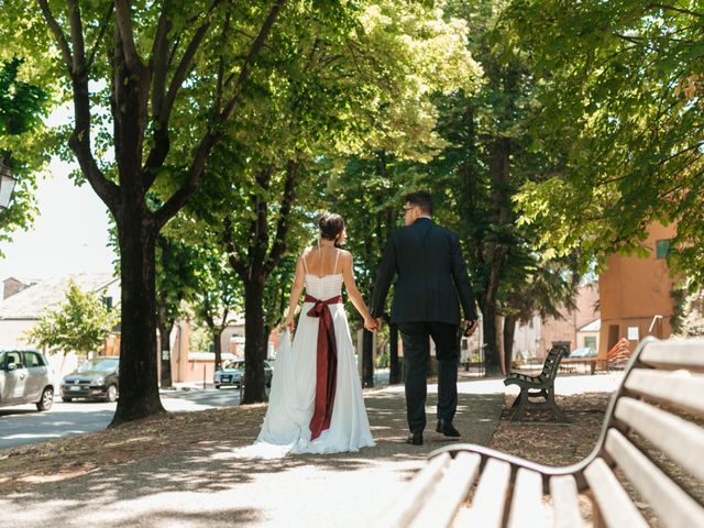 Il matrimonio di Roberto e Barbara a Santarcangelo di Romagna, Rimini 67
