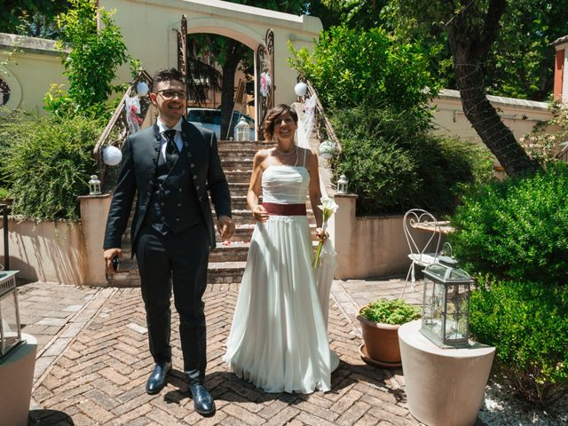 Il matrimonio di Roberto e Barbara a Santarcangelo di Romagna, Rimini 68