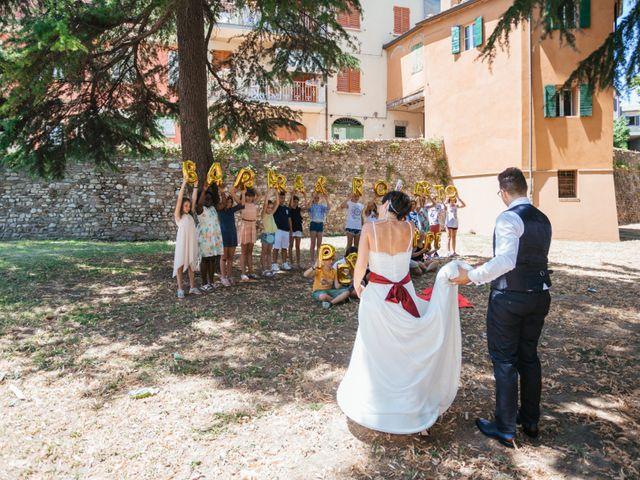 Il matrimonio di Roberto e Barbara a Santarcangelo di Romagna, Rimini 69