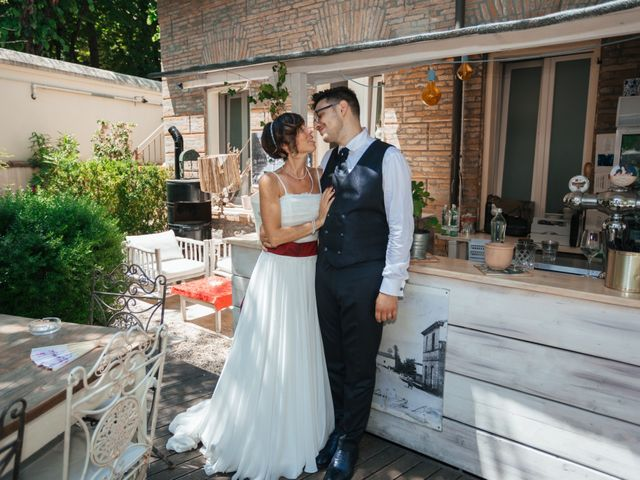 Il matrimonio di Roberto e Barbara a Santarcangelo di Romagna, Rimini 71