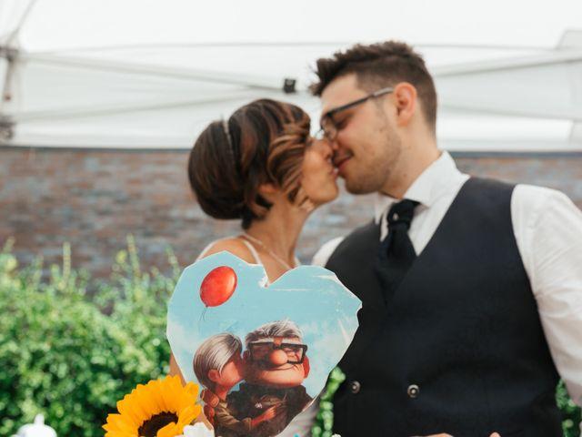 Il matrimonio di Roberto e Barbara a Santarcangelo di Romagna, Rimini 75