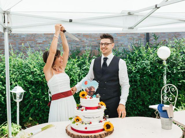 Il matrimonio di Roberto e Barbara a Santarcangelo di Romagna, Rimini 76