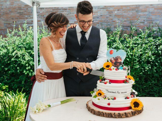 Il matrimonio di Roberto e Barbara a Santarcangelo di Romagna, Rimini 77
