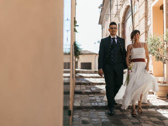 Il matrimonio di Roberto e Barbara a Santarcangelo di Romagna, Rimini 83