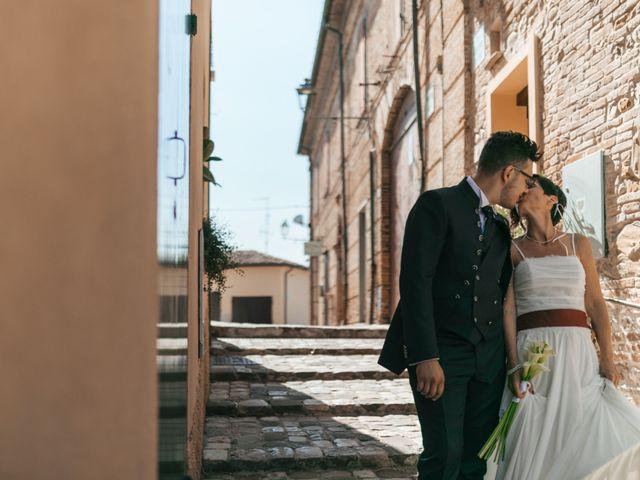 Il matrimonio di Roberto e Barbara a Santarcangelo di Romagna, Rimini 84