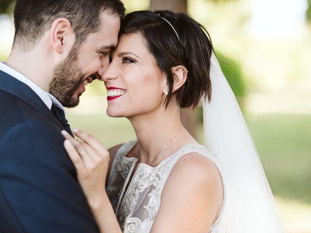 Le nozze di Claudia e Stefano
