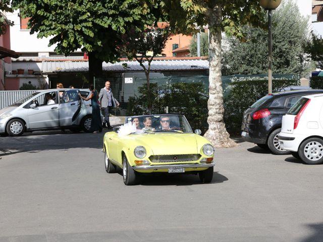 Il matrimonio di Stefano e Alessandra a Montecatini-Terme, Pistoia 10