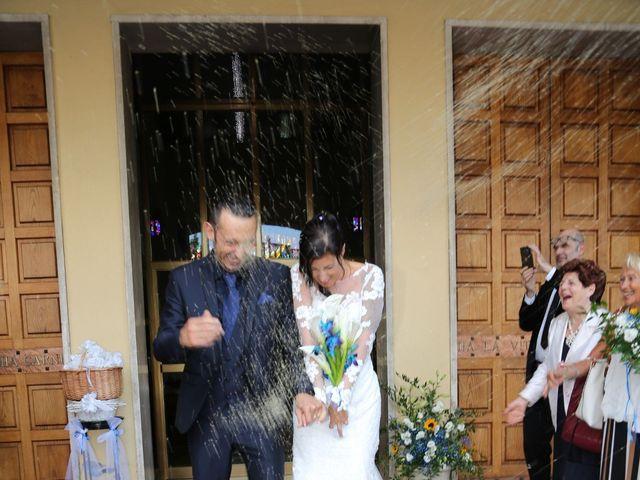 Il matrimonio di Stefano e Alessandra a Montecatini-Terme, Pistoia 20