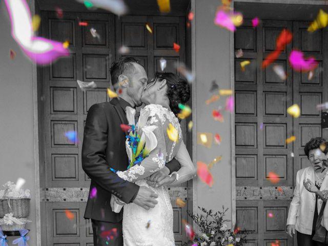 Il matrimonio di Stefano e Alessandra a Montecatini-Terme, Pistoia 21