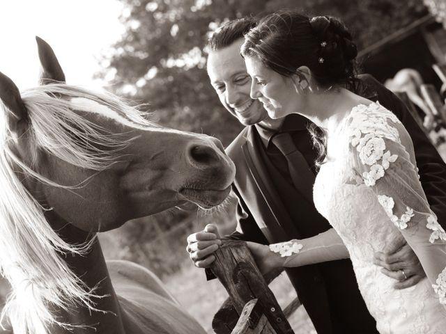 Il matrimonio di Stefano e Alessandra a Montecatini-Terme, Pistoia 1